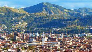 Automobilių nuoma Cuenca, Ekvadoras