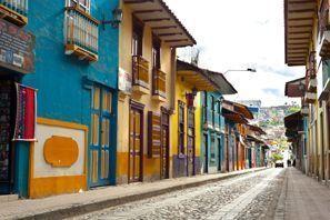 Automobilių nuoma Loja, Ekvadoras