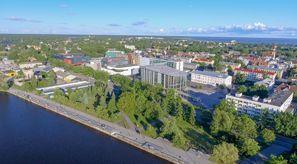 Automobilių nuoma Pernu, Estija