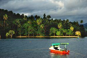 Automobilių nuoma Pacific Harbour, Fidžis