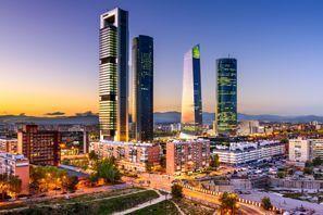 Automobilių nuoma Madridas, Ispanija
