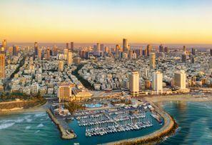 Automobilių nuoma Tel Avivas, Izraelis