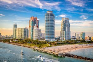 Automobilių nuoma Majamis, JAV - Jungtinės Amerikos Valstijos