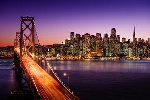 Automobilių nuoma San Franciskas, JAV - Jungtinės Amerikos Valstijos