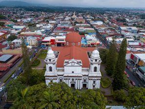 Automobilių nuoma Alachuela, Kosta Rika