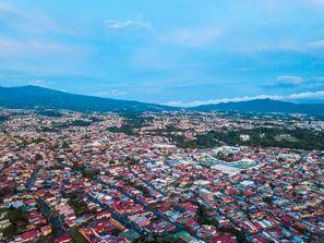 Automobilių nuoma Eskazu, Kosta Rika