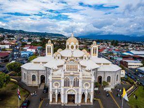 Automobilių nuoma Kartagas, Kosta Rika