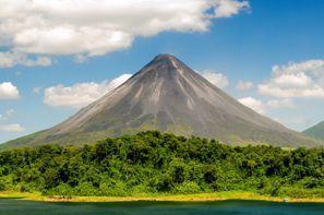 Automobilių nuoma La Fortuna, Kosta Rika