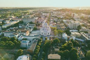 Automobilių nuoma Kaunas, Lietuva