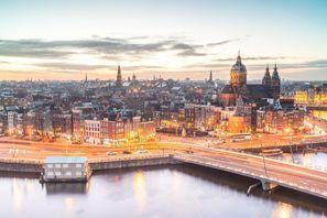 Automobilių nuoma Amsterdamas, Olandija