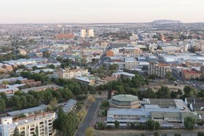 Automobilių nuoma Bloemfontein, Pietų Afrika