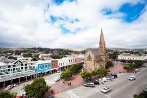 Automobilių nuoma Grahamstown, Pietų Afrika