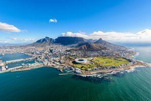 Automobilių nuoma Keiptaunas, Pietų Afrika