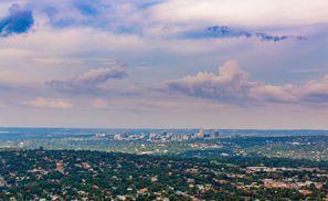 Automobilių nuoma Mogale City, Pietų Afrika