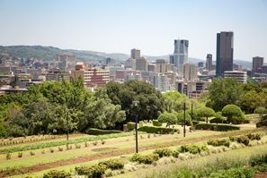 Automobilių nuoma Sandtonas, Pietų Afrika