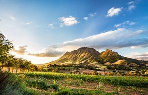 Automobilių nuoma Stellenbosch, Pietų Afrika