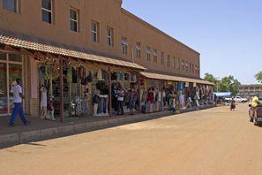 Automobilių nuoma Venda, Pietų Afrika