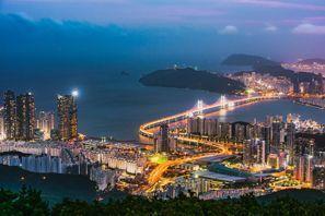 Automobilių nuoma Busanas, Pietų Korėja