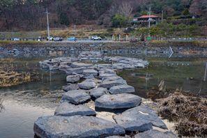 Automobilių nuoma Jeol-la, Pietų Korėja