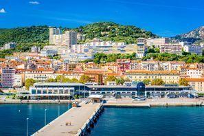 Automobilių nuoma Ajačas, Prancūzija - Korsika
