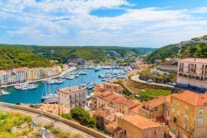 Automobilių nuoma Bonifacio, Prancūzija - Korsika