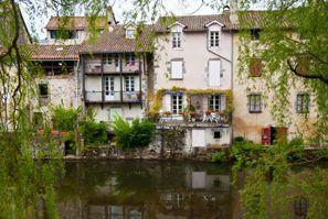 Automobilių nuoma Aurillac, Prancūzija