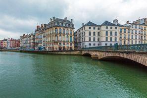 Automobilių nuoma Bayonne, Prancūzija