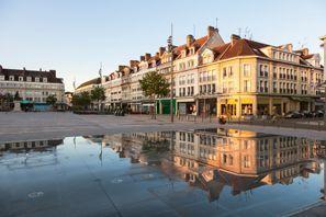 Automobilių nuoma Beauvais, Prancūzija