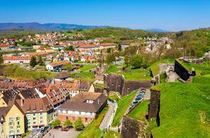Automobilių nuoma Belfortas, Prancūzija