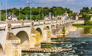 Automobilių nuoma Turas, Prancūzija
