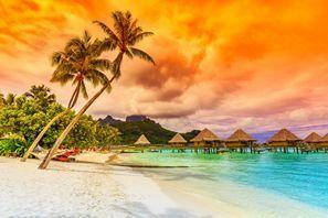 Automobilių nuoma Bora Bora, Prancūzijos Polinezija