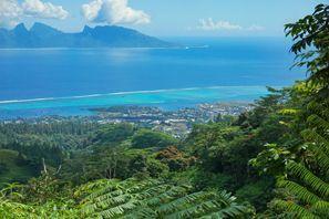 Automobilių nuoma Moorea sala, Prancūzijos Polinezija