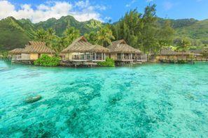 Automobilių nuoma Papeetė, Prancūzijos Polinezija