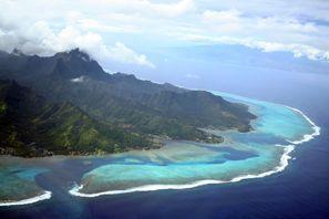 Automobilių nuoma Taitis sala, Prancūzijos Polinezija