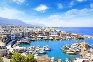 Automobilių nuoma Kyrenia, Šiaurės Kipras