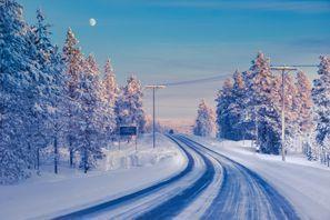 Automobilių nuoma Ivalo, Suomija