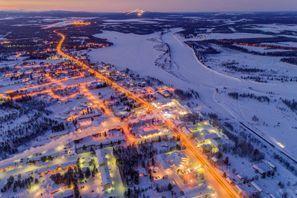 Automobilių nuoma Kittila, Suomija