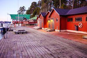 Automobilių nuoma Marianhamina, Suomija