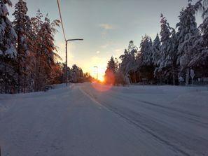 Automobilių nuoma Pello, Suomija