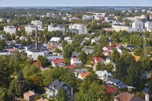 Automobilių nuoma Rauma, Suomija