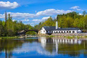 Automobilių nuoma Vanta, Suomija